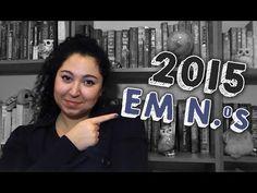 2015 em Números | Leituras e Canal