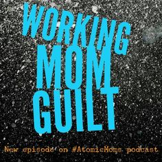 """""""Working Mom Guilt""""  Bianca Kajlich and Ellie Knaus join forces in Bianca'sUndateabledressing room on the Warner Bros lot. They talk aboutTime Magazine'scover onmillennial parenting, babies at weddings, and Bianca's struggle with working mom guilt. Subscribe on iTunes.com/AtomicMomsfor past episodes and a new one every Wednesday! https://soundcloud.com/atomicmoms/working-mom-guilt"""