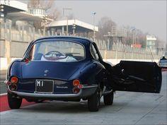 Giulietta Sprint Speciale.