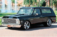 1972 Chevy Blazer Maintenance/restoration of old/vintage vehicles: the material for new cogs/casters/gears/pads could be cast polyamide which I (Cast polyamide) can produce. My contact: tatjana.alic@windowslive.com