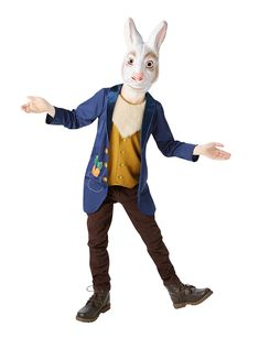 Looking for World Book Day costume ideas? How about this White Rabbit costume from partydelights.co.uk? Browse even more Alice in Wonderland costume ideas on our blog.