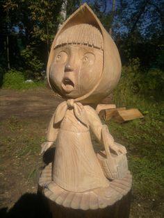 Маша из русской народной сказки