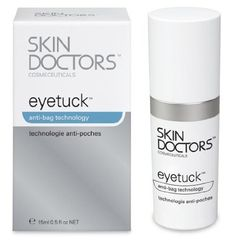 Skin Doctors Eyetuck .5 fl oz (15 ml) by Skin Doctor. $35.65. Scientifically shown to reduce the appearance of under-eye bagsSuitable for