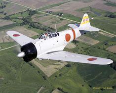 Mitsubishi A6M Zero such a beautiful plane