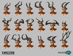 WildStar Online [Archive] - Page 2 - Scrolls of Lore Forums Angel Y Diablo, Art Sketches, Art Drawings, Dragon Horns, Character Design References, Character Drawing, Character Design Inspiration, Drawing Techniques, Creature Design