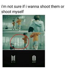 I wont shoot them but whAT THE FRICK FRACK. SNICK SNACK BIGHIT
