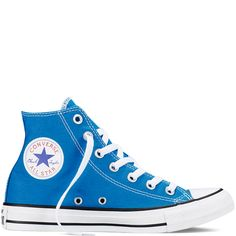 Converse - Chuck Taylor All Star Fresh Colors -Cyan Space - Hi Top