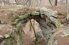 Campground Natural Bridges, Putnam Co, TN - Chuck Sutherland