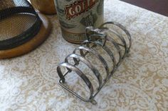Vintage Toast Rack by KayWacker on Etsy