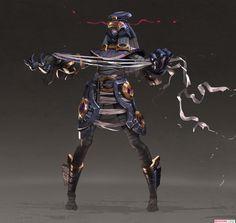 ArtStation - Egypt Character Design, Markus Lenz