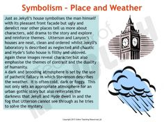 Dr Jekyll and Mr Hyde - Robert Louis Stevenson - teaching resources - 118 slide Powerpoint with 33 worksheets and an 11 lesson scheme of work overview English Gcse Revision, Gcse English Literature, Education English, Teaching English, Revision Notes, Study Notes, English Study, Ap English, English Class