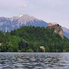 Aproveitar o dia de sol nos Lagos Bled e Bohinj foi a melhor idéia para um dia…