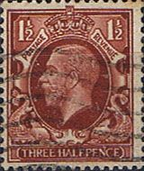 Great Britain 1934 King George V Head SG 441 Fine Used Scott 212 Other British Commonwealth Stamps HERE!