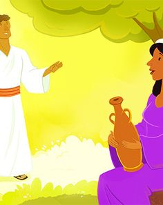 Gabriel Told About Jesus
