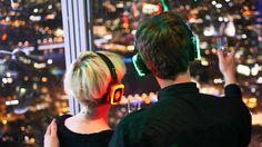 The silent disco phenomenon reaches new heights at these exclusive Time Out events. Pick your channel and choose your side as three DJs battle it out over separ