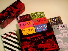Luxe, fave travel guides