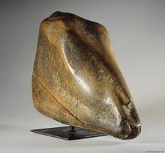 Kansallisgalleria - Taidekokoelmat - Kain Tapper Hevosenkallo 1957