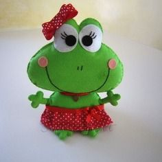 Mlle. grenouille