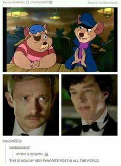 Sherlock ~ Delightful