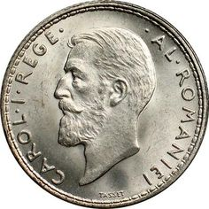 1 leu 1911 Coin Collecting, Coins, Man Caves, Silver, Geography, World, Romania, Men Cave, Rooms
