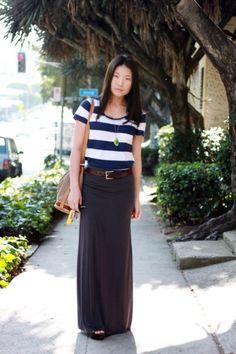 b11f062042695a Modest Outfits, Modest Fashion, Long Skirt Fashion, Skirt Outfits, Modest  Clothing,