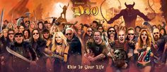 The Official Website of Corey Taylor : COREY TAYLOR PAYS TRIBUTE TO DIO!