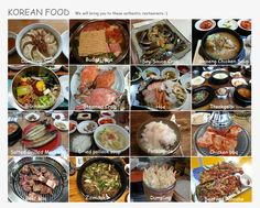 If you visit Korea, try many different kinds of local food! There are more than bbq and kimchi. www.toursbyaaron.com