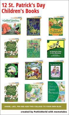 St Patrick's Day Children's Books