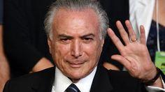 KRADIARIO: CRISIS DE BRASIL.VICEPRESIDENTEBRASILEÑO DIVULGÓ P...