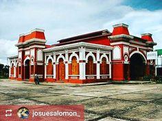 From @josuesalomon_: Old #train station #Granada #Nicaragua #ILoveGranada #AmoGranada #Travel