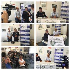 16/6/2016 - Conferenza Stampa E Con Noi Parti Sicuro. Per tutta l'estate le officine di Confartigianato offrono check up gratuito a tutti gli automobilisti