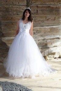 La tradition du blanc | Carole CELLIER, créatrice de robes de mariée