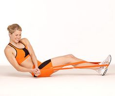 Fast Belly Blaster: Ab-Toning Resistance Workout with videos!