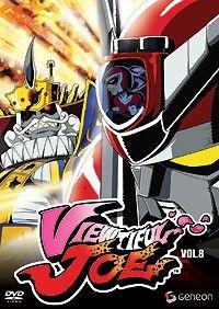 Viewtiful Joe DVD 8 (D) Viewtiful Joe, Dvd, Deadpool, Video Game, Character, Products, Video Games, Lettering, Gadget