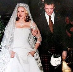 Madonna and Guy Ritchie(now divorced)
