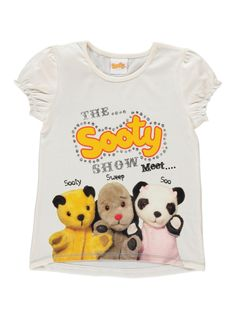 Sooty Sweep and Sue!find all your Must have Items to Wear Here! Must Have Items, Asda, Latest Fashion For Women, Shirts For Girls, Kids Toys, Must Haves, Memories, My Love, Children