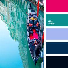 Color Palette No. 838