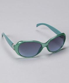 Sketchers Teal Sunglasses