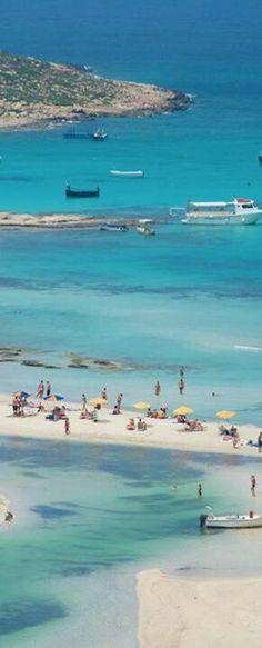 Balos Bay, Crete Greece! ♕LadyLuxury♕