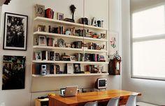 Casa da criativa Joanna Monteiro – sala de jantar