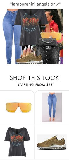 """""""Untitled #99"""" by cliipz ❤ liked on Polyvore featuring Forever 21, Topshop and NIKE"""