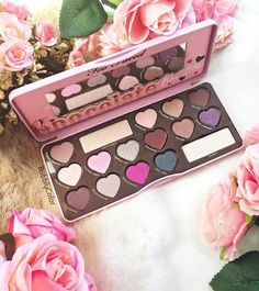 "Gefällt 44 Mal, 2 Kommentare - Lisa Song (@bubblycolor) auf Instagram: ""I'm in love ❤ This palette is absolutely stunning! . . . . . . . . . #bbloggers #beauty #toofaced…"""