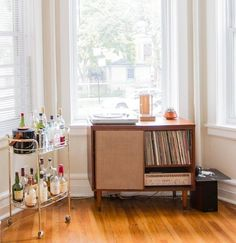 Wooden Stereo Cabinet - Foter