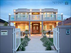 Photo of a house exterior design from a real Australian house - House Facade photo 599725