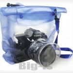Protect Your DSLR Around Water On the Cheap with a Camera Case Dry Bag