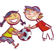 """Résultat de recherche d'images pour """"dessin pour enfant de jeux de ballon"""""""