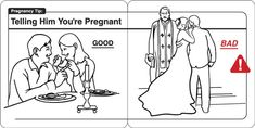 """Troll Your Pregnant Friends With These Hilarious Pregnancy Do's And Don'ts - Funny memes that """"GET IT"""" and want you to too. Get the latest funniest memes and keep up what is going on in the meme-o-sphere. Pregnancy Humor, Pregnancy Tips, Pregnancy Photos, Funny Shit, Funny Cute, Funny Stuff, Funny Tips, Funny Memes, Silly Memes"""