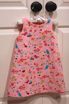 A-line dress pattern (free)