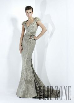 Zuhair Murad Fall 2011 Ready-To-Wear