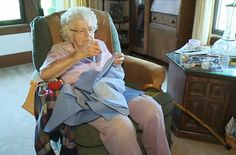 A great story! This 99 yr old woman makes a dress a day for girls in need. She hopes to have her 1,000 dress completed by her 100th birthday. ~~~ What an inspiration!